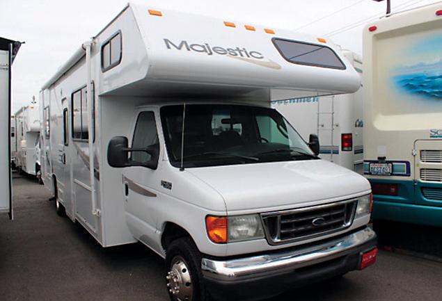 2003 Majestic 28R