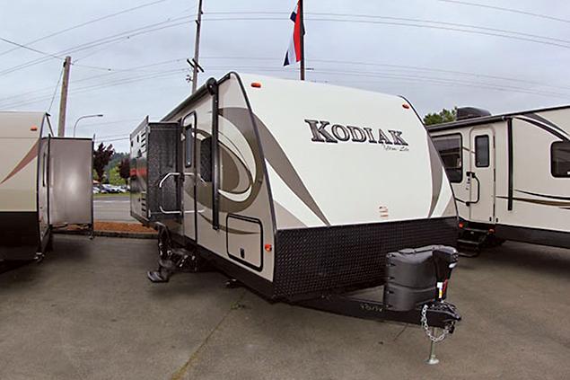 2016 Kodiak Ultimate 279RBSL