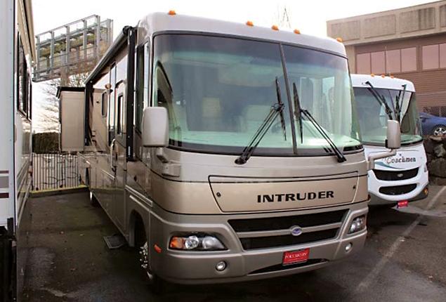 2005 Intruder 350