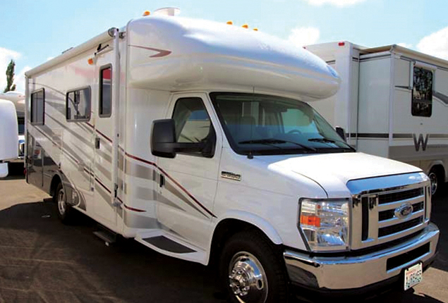 Elegant Motorhomes For Sale Seattle Washington