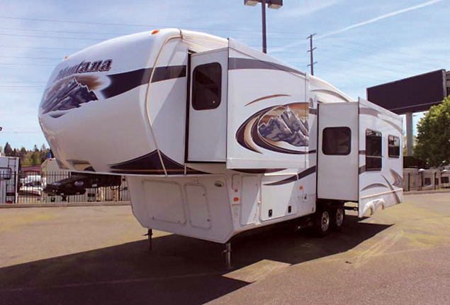 New Motorhomes Washington State  RVs For Sale At Your Local RV Dealer