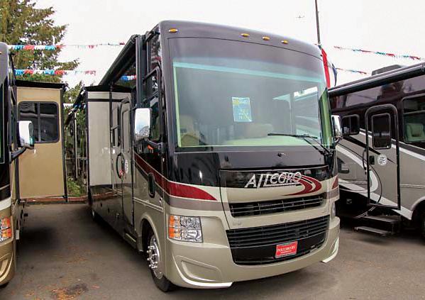 2015 Allegro 35QBA