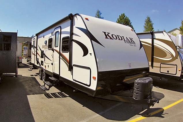2016 Kodiak Express 286BHSL