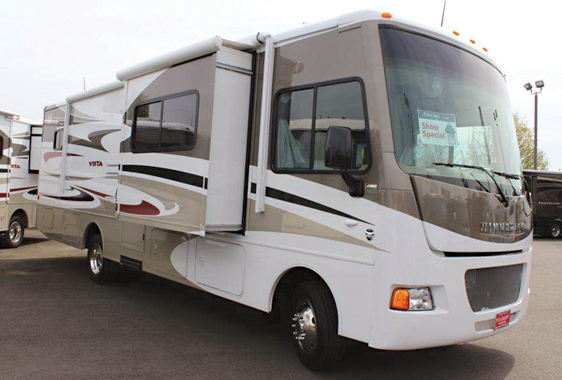Awesome 2009 Bigfoot 30mh28te SO MOTORHOME  For Sale In Vancouver British