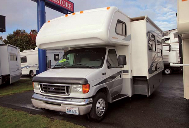Fantastic Motorhomes Washington State  RVs For Sale At Your Local RV Dealer