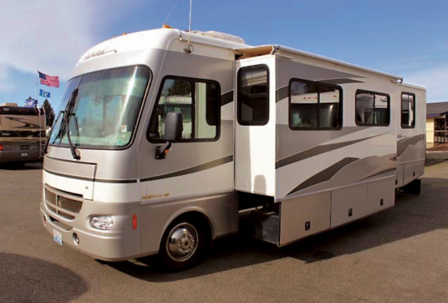 Elegant Motorhomes Washington State  RVs For Sale At Your Local RV Dealer