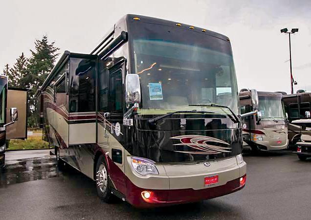 2015 Allegro Bus 37AP