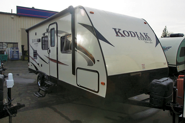 2015 Kodiak Express 223RBSL